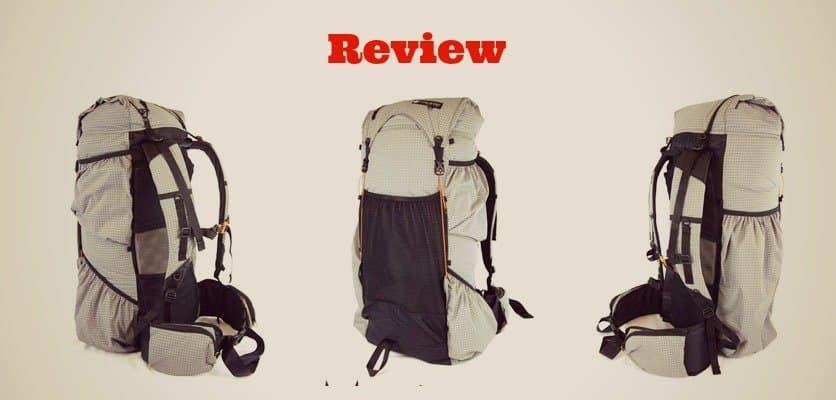 Backpack Gossamer Gear Mariposa Review 2020