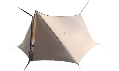 the warbonnet outdoors superfly hammock tarp is a winner