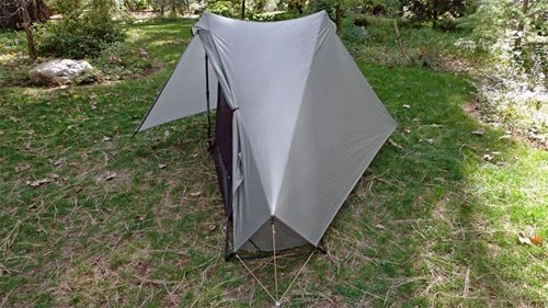 Disadvantages of the Notch Tent