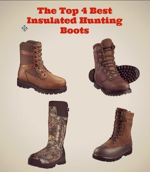 The Top 4 Best Insulated Hunting Boots