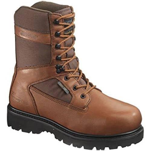"Wolverine Mammoth 9"" Boots"