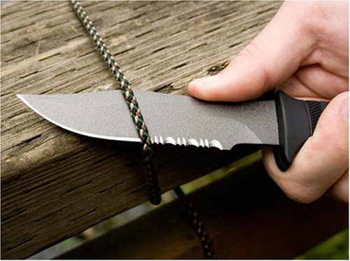 SOG Seal Pup Review - A Good Fixed Blade Option? - All Outdoors Guide