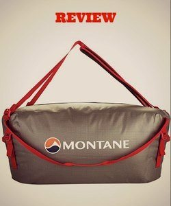 A Lightweight Bag That Works? The Full Montane Transition 100 Bag Review