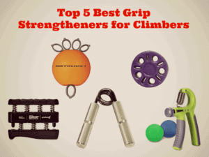 5 Best Grip Strengtheners for Climbing