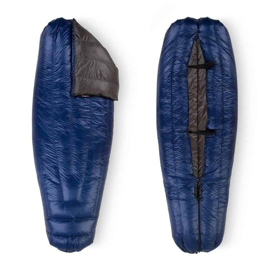 the revelation quilt combines light weight and high functionality