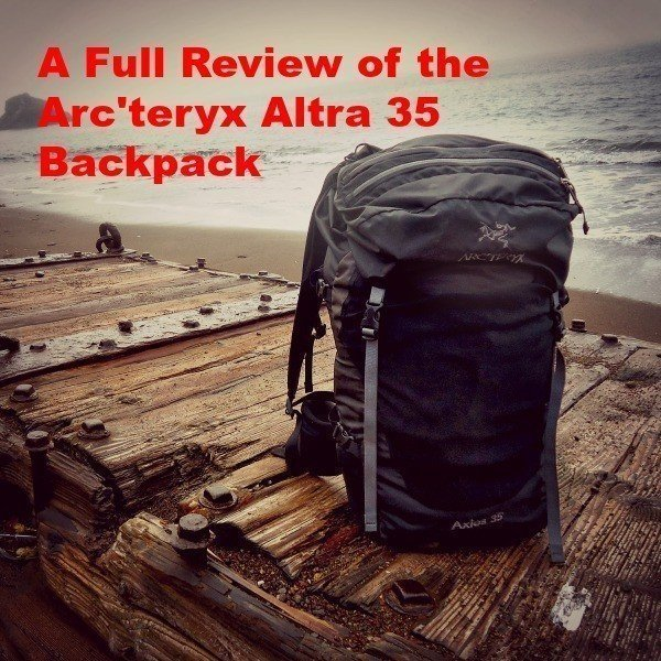 Arc'teryx Altra 35 Review | Backpack