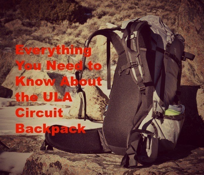 Everything You Need to Know About the ULA Circuit Backpack