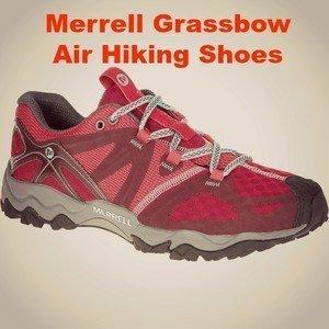 Merrell Grassbow Air Review: A Good Hiking Shoe?