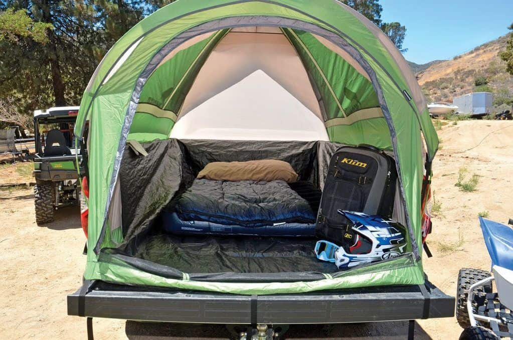 on a budget the backroadz truck tent 13 series is a great choice