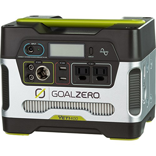 Goal Zero Yeti 150 vs 400: Which is Best? - All Outdoors Guide