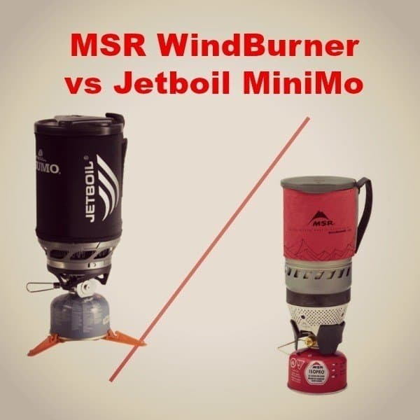 MSR WindBurner vs Jetboil MiniMo – Which Stove Should You Buy?