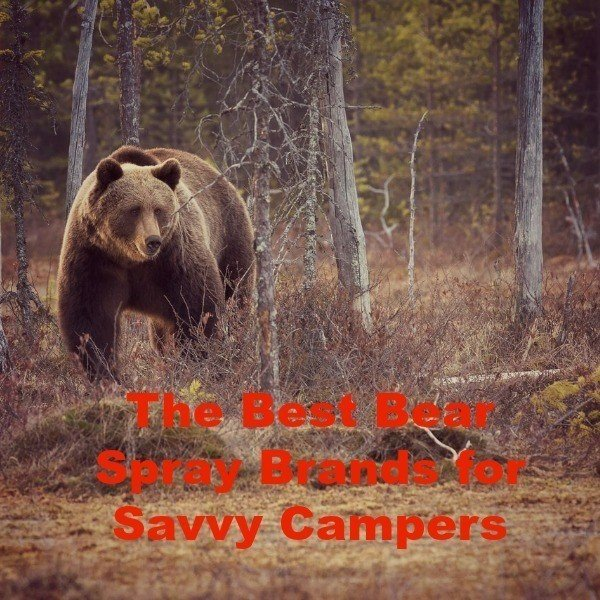 The Best Bear Spray Brands for Savvy Campers