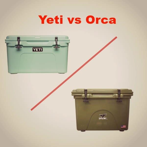 Yeti vs Orca – The Best Cooler Brands Compared
