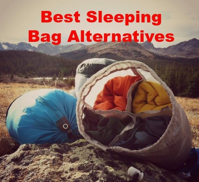The Best Sleeping Bag Alternatives for Adventures