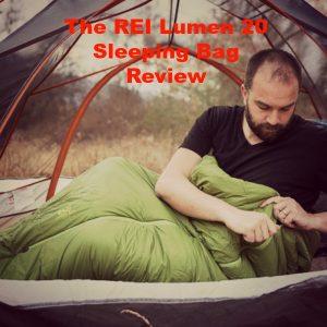 The REI Lumen 20 Sleeping Bag Review: Should You Buy It?