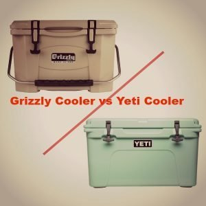 Grizzly Cooler vs Yeti Cooler – Best Cooler Brands Compared!