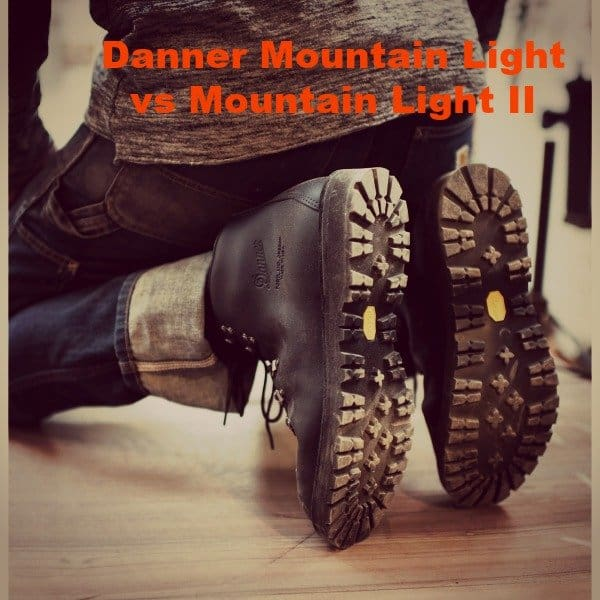 3669378cd97 Danner Mountain Light vs Mountain Light II - Which Boot is Better ...
