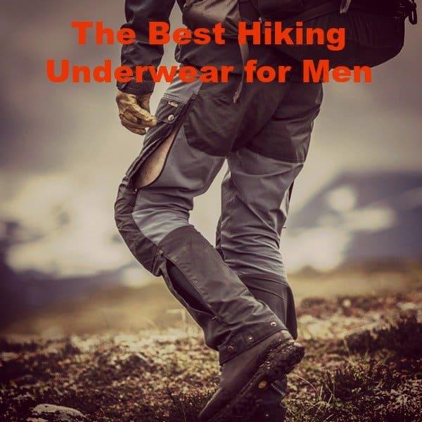 Best Hiking Underwear for Men [Top 15 for 2021]