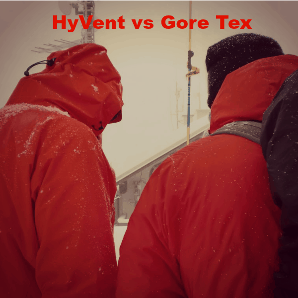 HyVent vs Gore Tex: What is the Difference and Which One to Choose?