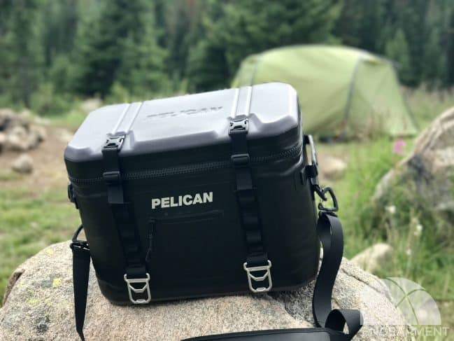 pelican coolers are made for hunting, fishing, and camping