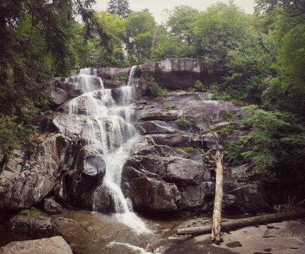 ramsay cascades trail