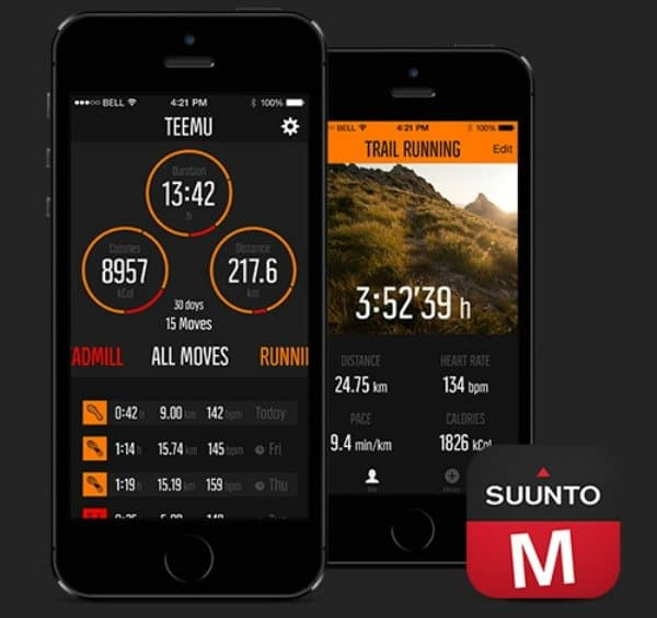 suunto movescount application