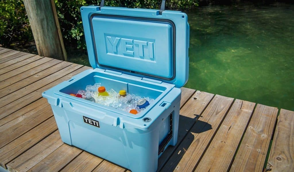 yeti has soft coolers as well as hard coolers