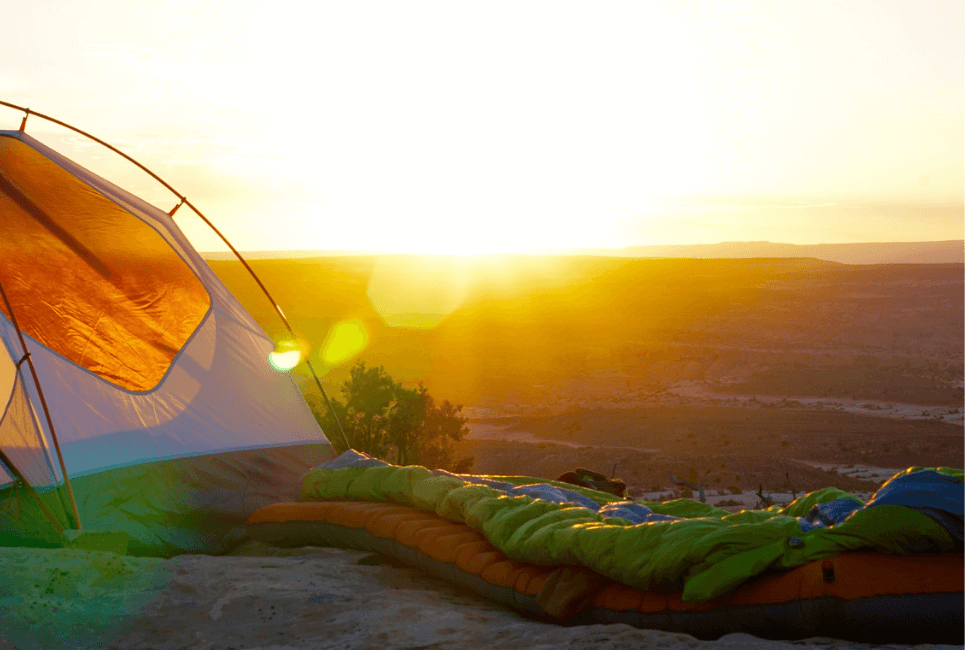 The Best Warm Weather Sleeping Bags Available!