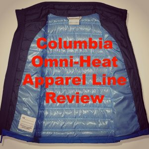 Columbia Omni-Heat Jacket & Apparel Line Review [2020]