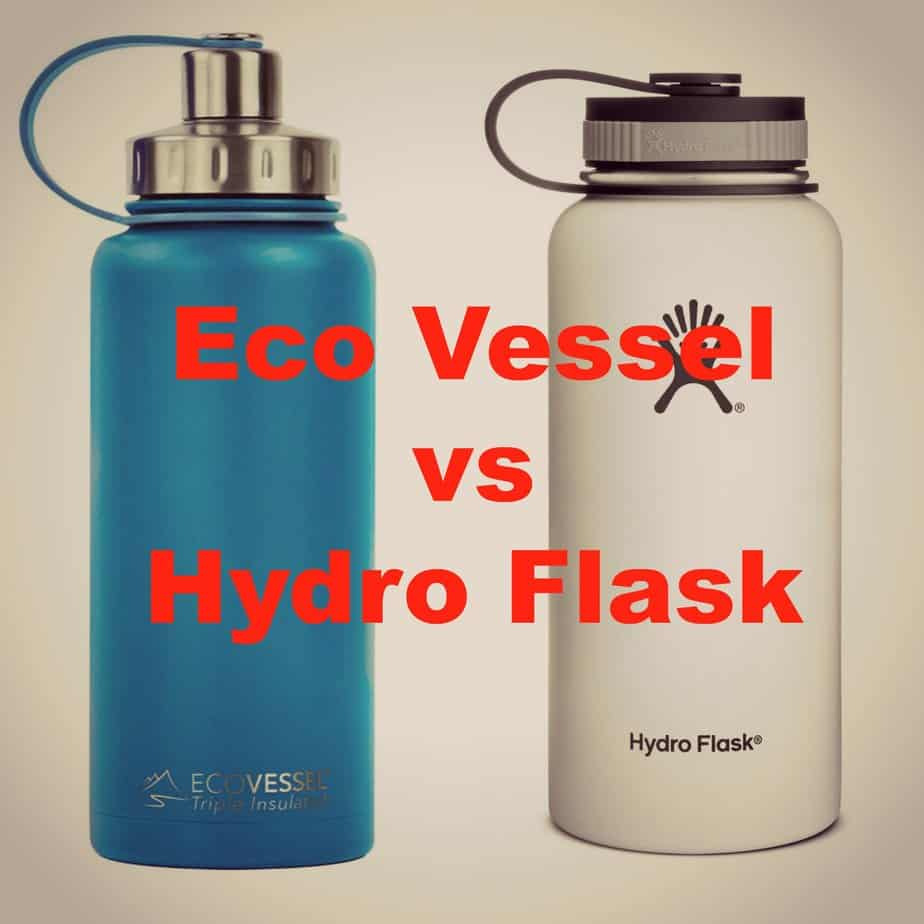 Eco Vessel vs Hydro Flask: Which Will You Love?