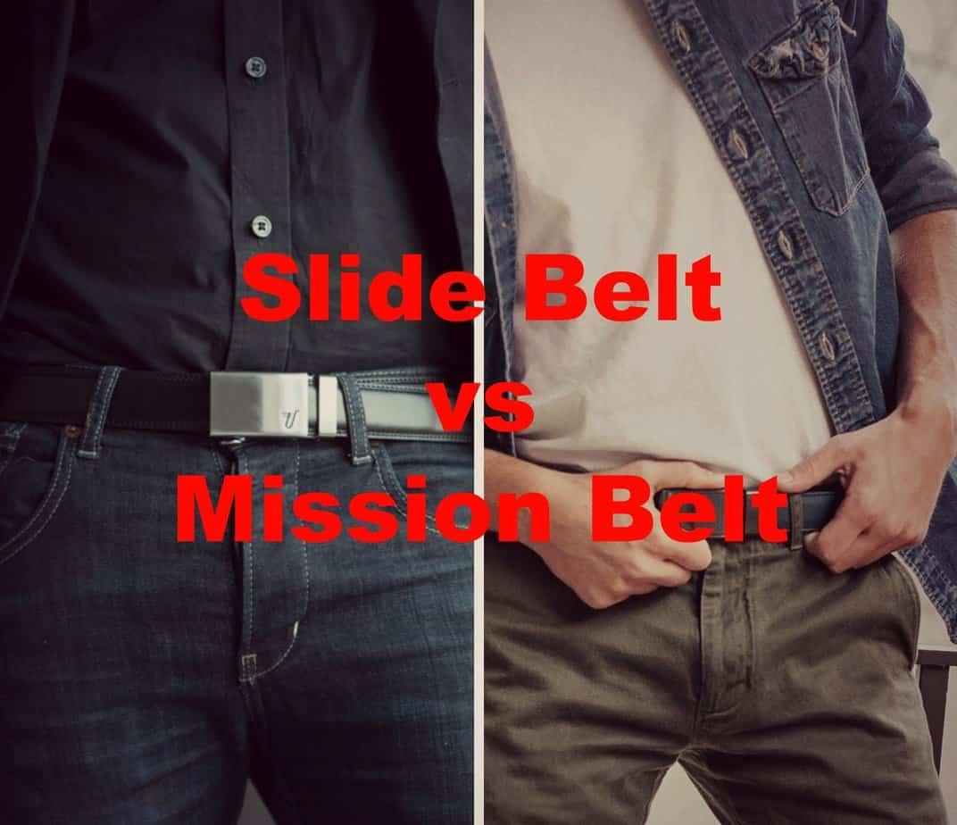 Slide Belt vs Mission Belt: Which Belt is Best?