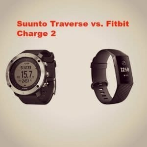 Suunto Traverse vs. Fitbit Charge 2: Which is the Best Multi-Sport Watch?