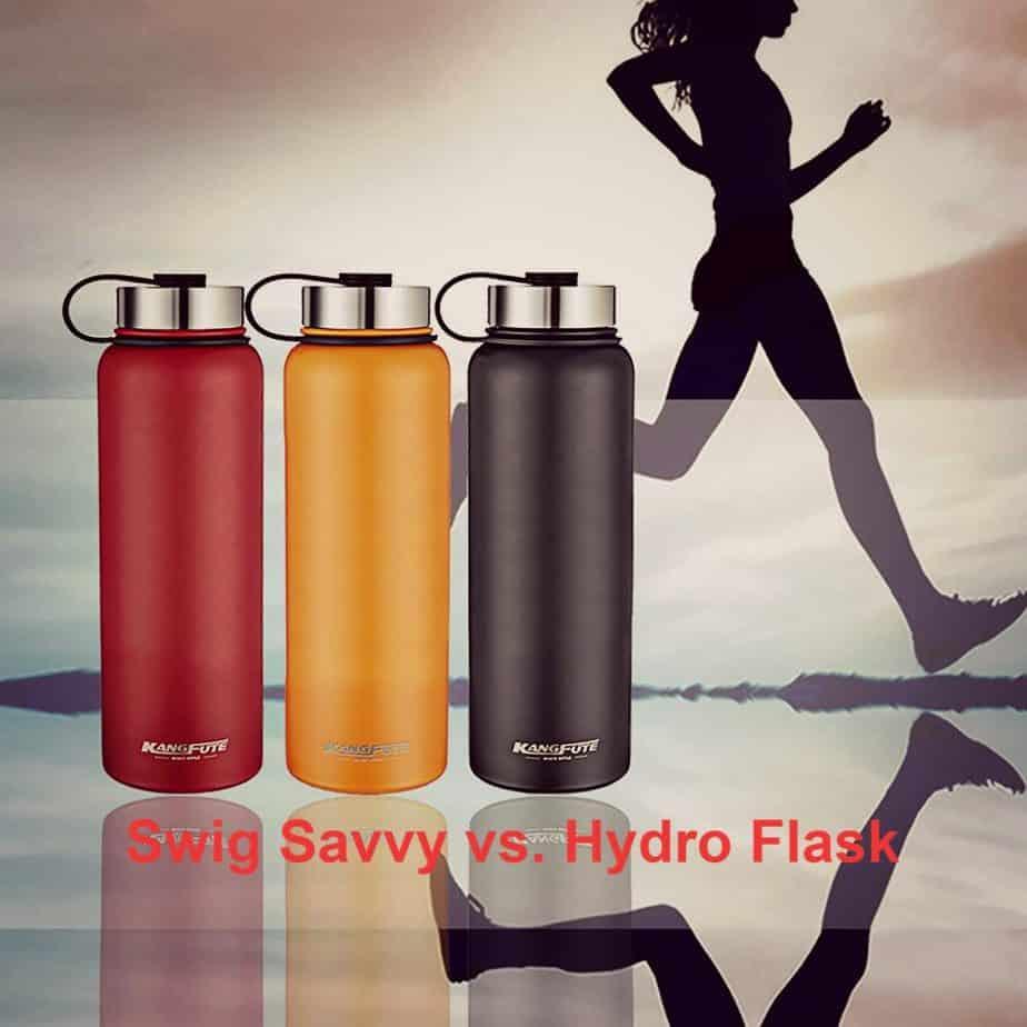 Swig Savvy vs. Hydro Flask