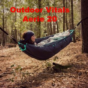 Outdoor Vitals Aerie 20 Review