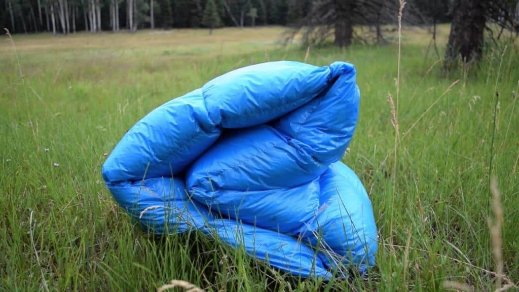 this outdoor vitals aerie 20 underquilt is currently one of the best under quilts on the market