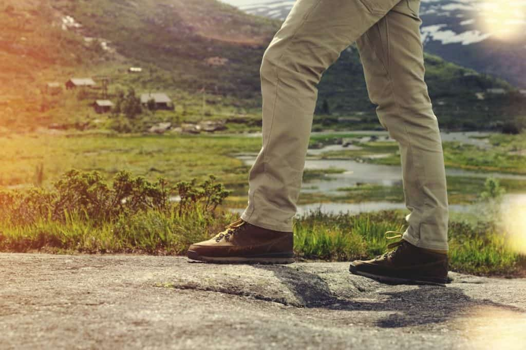 standard in size, these pants are perfect for activities such as hiking, climbing, and camping