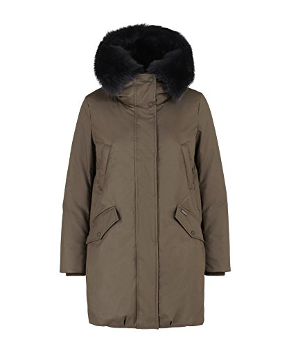 ecfd2647e4f6d The Women's Military Down Parka is one of the best jackets that you can buy  if you want to make sure that you are going to have a jacket that will keep  ...