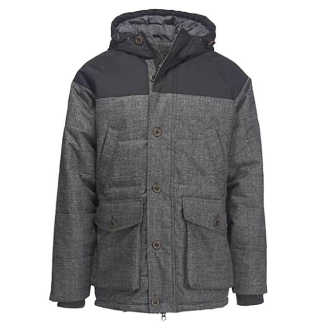 Bitter Chill Wool Loft Jacket