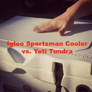 Igloo Sportsman Cooler vs Yeti Tundra – Which is the Best Cooler?