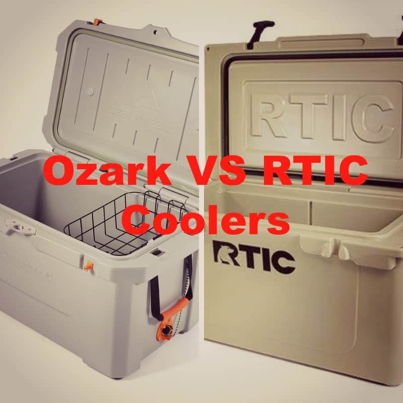 Ozark vs RTIC Coolers: is Ozark or RTIC Better?