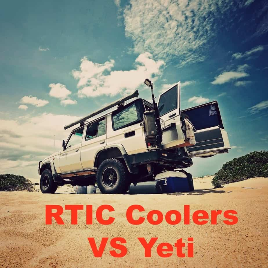 RTIC Coolers vs Yeti - Features, Pros and Cons! - All