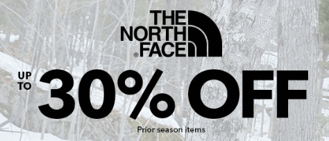 TNF Jackets at Moosejaw
