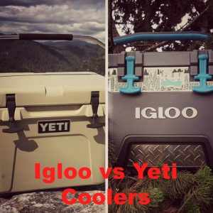 Igloo vs Yeti Coolers – Which is the Best Cooler Brand?