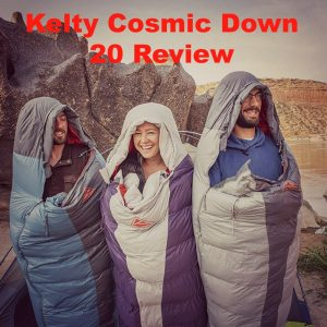 Kelty Cosmic Down 20 Review: Should You Buy It?