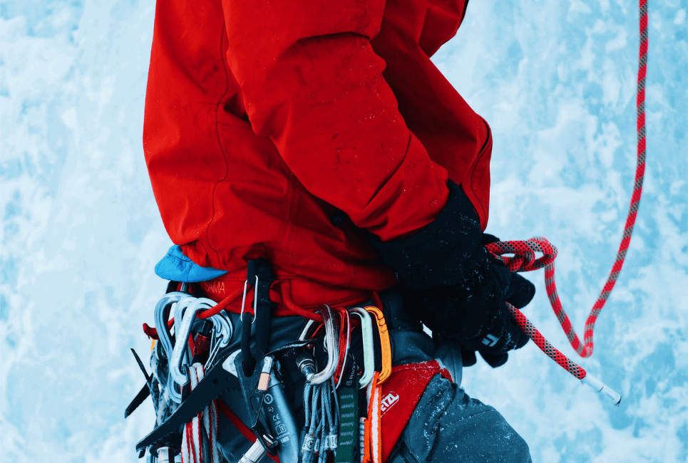 The Best Ice Climbing Gloves On The Market!