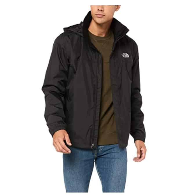 North Face Resolve Waterproof Jacket