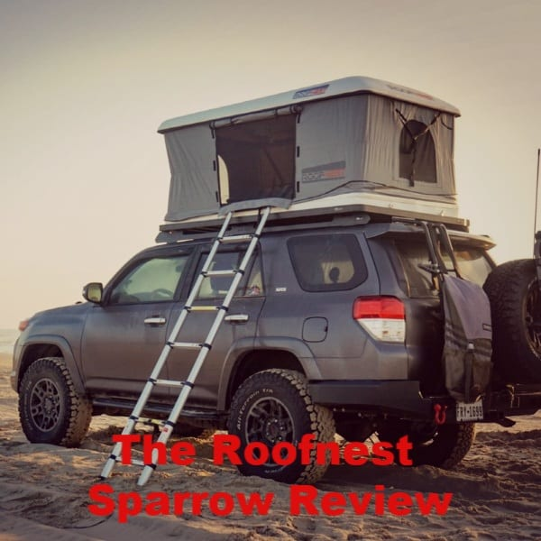 The Roofnest Sparrow Review – Is this Rooftop Tent Right for You?