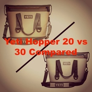 Yeti Hopper 20 vs 30: Which is the Best Soft Cooler?