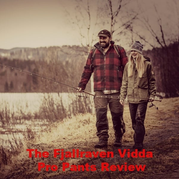 The Fjallraven Vidda Pro Pants Review – Features, Pros and Cons