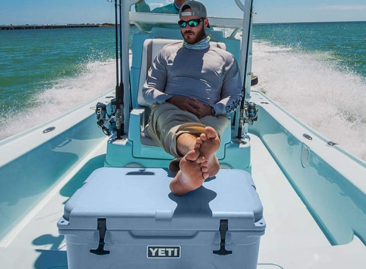 yeti on waters